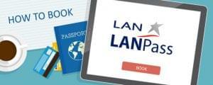 How to Book LAN Airlines LANPASS Awards
