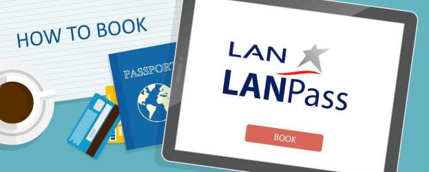 How to Book LAN Airlines LANPASS Awards