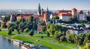 Krakow's Historic Old Town