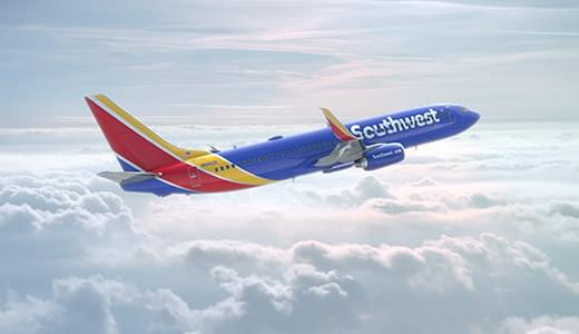 Southwest came out on top for customer service in a recent DOT study