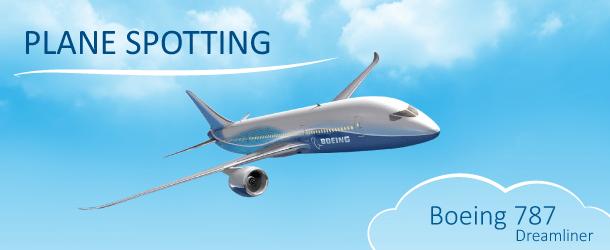 Plane Spotting: Who's Flying the Boeing 787 Dreamliner?