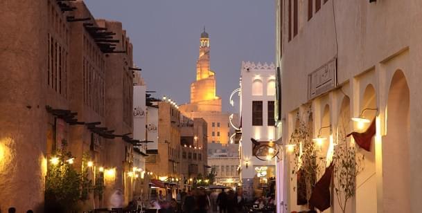 Souq Waqif in Doha