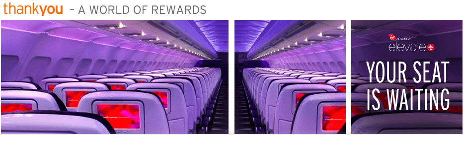 You can now transfer Citi ThankYou points to Virgin America