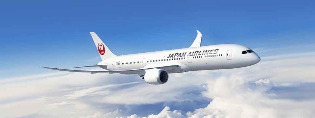 JAL's Boeing 787 Dreamliner