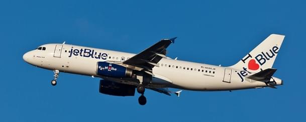 JetBlue now flies to Mexico City