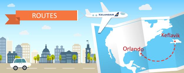 Icelandair Returns to Orlando International Airport