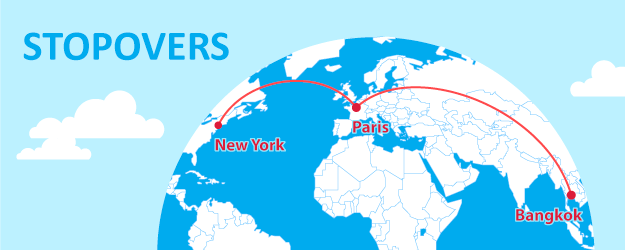Using Stopovers on United to See More: Europe and Asia