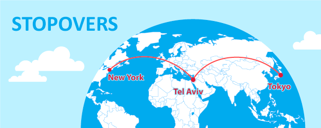 Using Stopovers on United to Save Miles: The Middle East and Japan