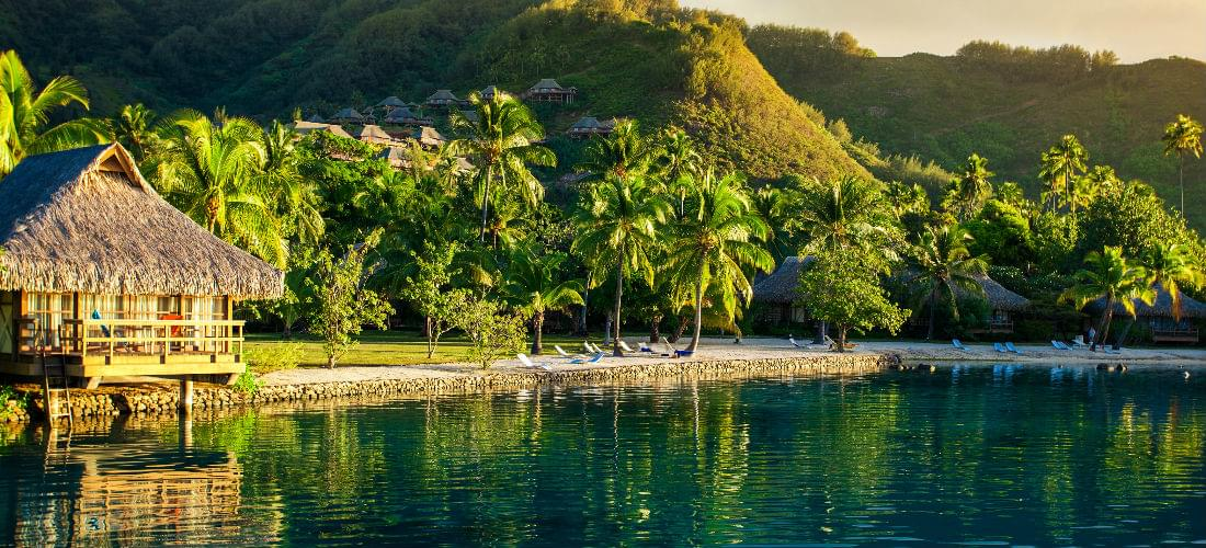 Moorea: An Island Paradise in French Polynesia