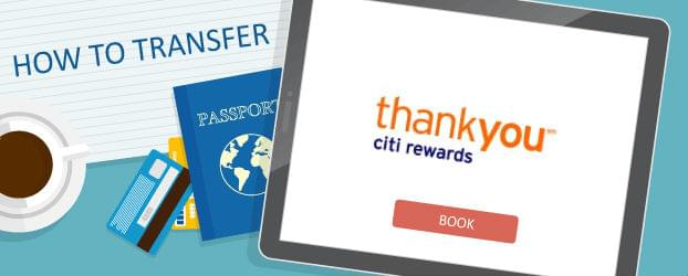 How to Transfer Citi ThankYou Points to Partner Airlines
