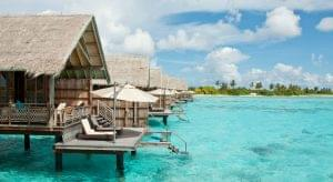 The Maldives: Clear Blue Waters, Relaxing Beaches and Luxurious Resorts