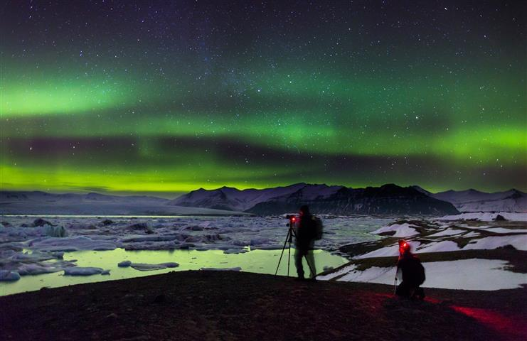 Take Icelandair's expanded service from Portland and see the northern lights