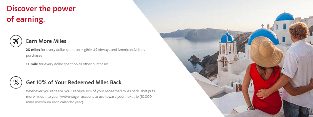 American Airlines Aviator credit card benefits