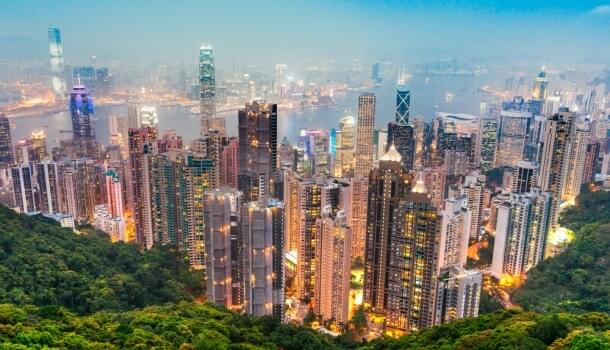 Fly to Hong Kong on Emirates with Alaska miles