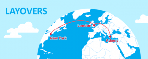 Using Layovers on American Airlines to See More of Europe