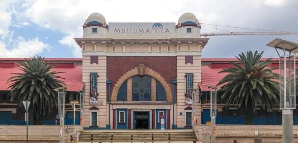 The Museum Africa in Newtown, Johannesburg