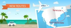 Fly From Syracuse to Fort Lauderdale on JetBlue
