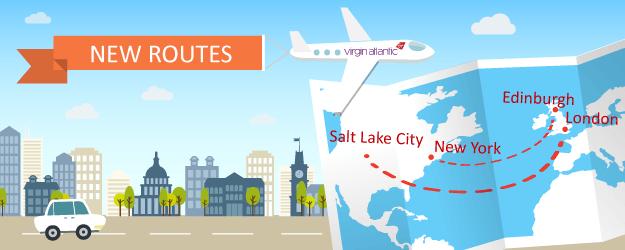 Delta and Virgin Atlantic Partner Up and Add More Flights
