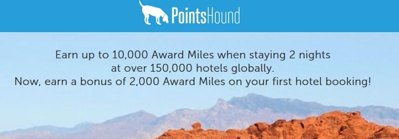 New PointsHound members get 2,000 Flying Blue miles