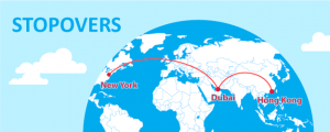 Use Free Stopovers on Alaska Airlines' Partners