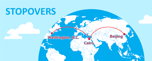 Using Stopovers on United to Save Miles: The Middle East and China