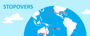 Using Stopovers on United to Save Miles: Australia and Fiji