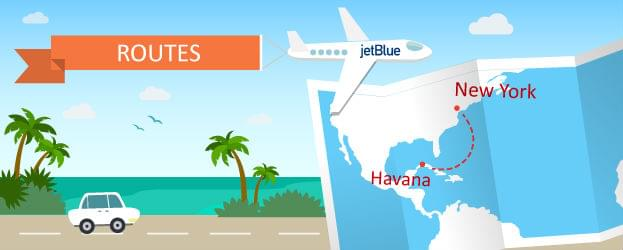 More Flights to Cuba From JetBlue