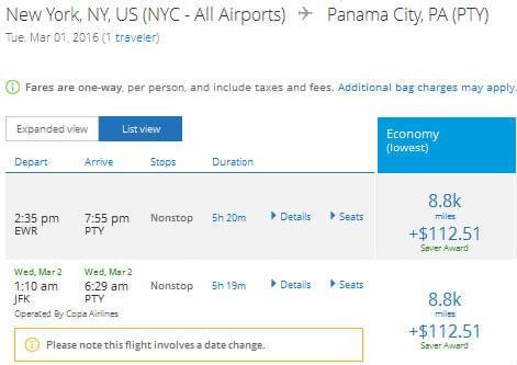 United-Panama-NY-PTY