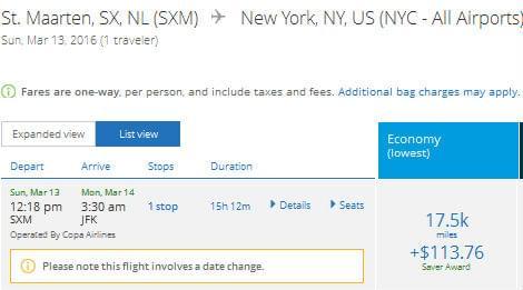 United-Panama-SXM-NY