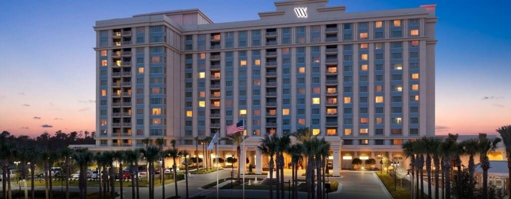 The Waldorf Astoria in Orlando