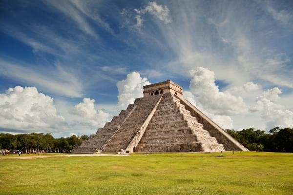 Chichen Itza in the Yucatan