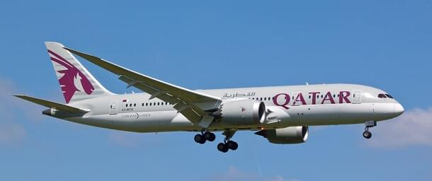 Qatar Airways now flies nonstop between Doha and Nagpur