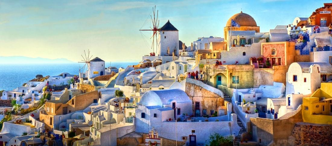 Visit Santorini and Island Hop the Aegean