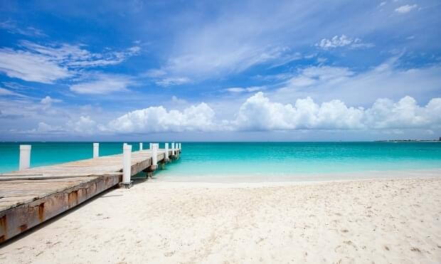 Use TrueBlue points to fly to the Turks and Caicos Islands
