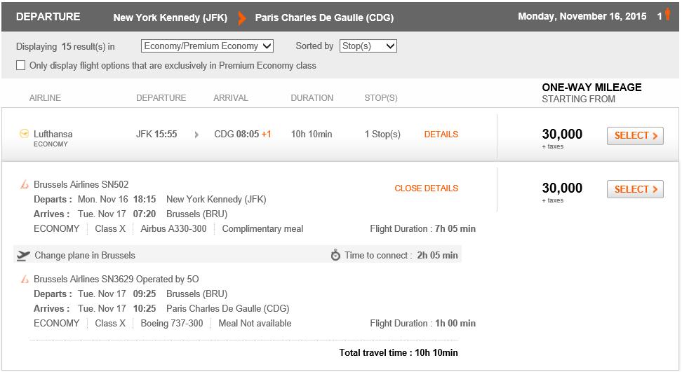 Aeroplan-Stopovers-NYC-CDG-Details