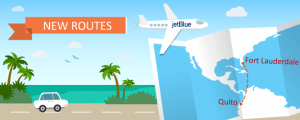 JetBlue Is Taking Off to Quito, Ecuador