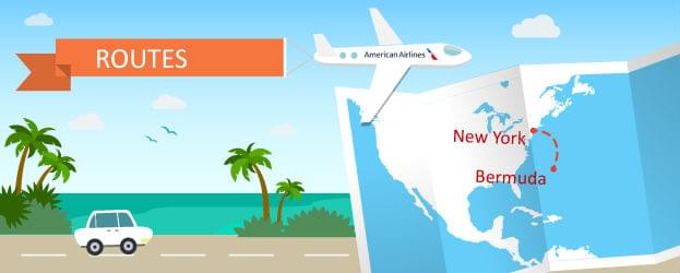 American Airlines Adds Flights to Bermuda