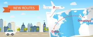 Airberlin Flying From Dallas to Dusseldorf