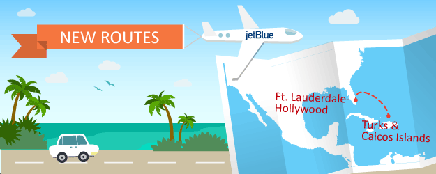 JetBlue Is Heading to the Turks and Caicos Islands