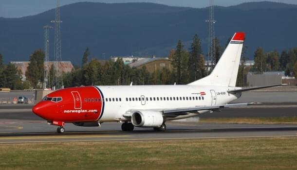 Norwegian Air is introducing new routes to Cork from Boston and New York