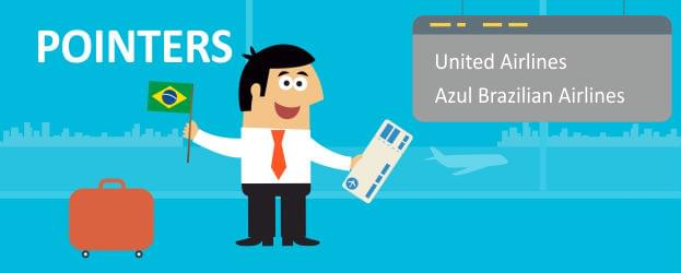 United and Azul Now Codesharing