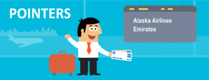 Alaska Airlines and Emirates Are Flying Together