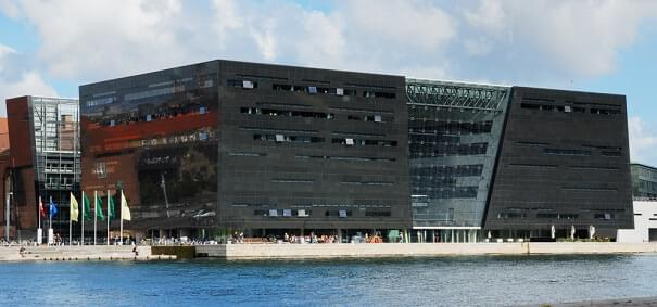 The Royal Library in Copenhagen