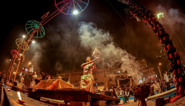 The Kumbh Mela Festival in Varanasi