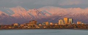 Find an Award Flight to Anchorage