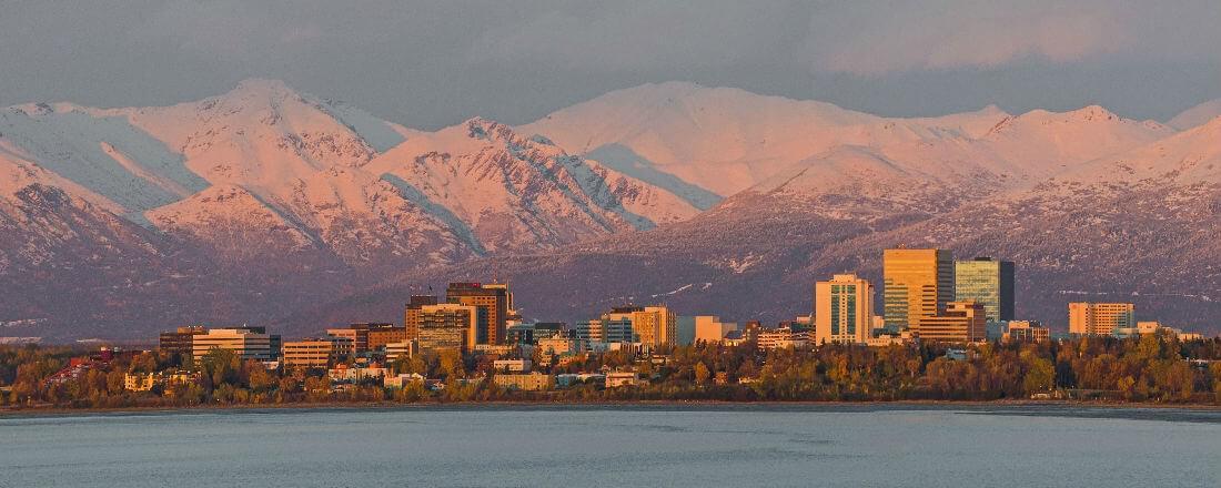 Find an Award Flight to Anchorage