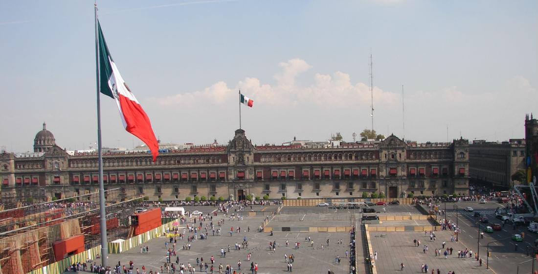 Find an Award Flight to Mexico City