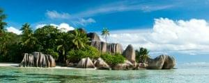 Fly to the Seychelles on an Award Ticket