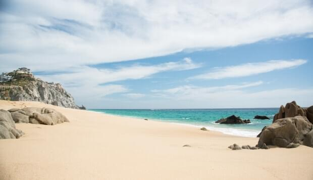 A beach near Cabo San Lucas