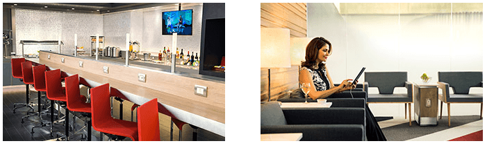 Guest privileges vary depending upon how someone is accessing the lounge